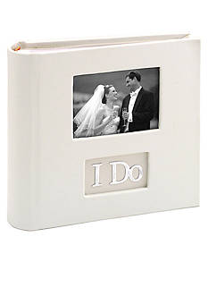 Malden I Do Wedding 1-up 4x6 Photo Album