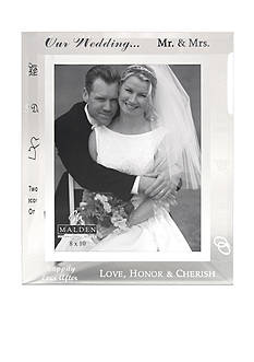 Wedding Picture Frames