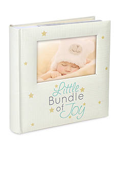 Malden International Designs Little Bundle of Joy 4x6 Photo Album