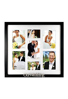 Malden Our Wedding 7-op Frame