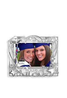 Malden 2013 Silver Work Graduation 4x6 Frame