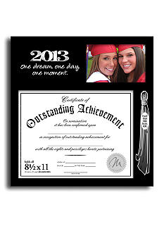 Malden 2013 Graduation Diploma and 4x6 Frame