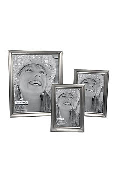 Malden Concourse Pewter Frame Collection