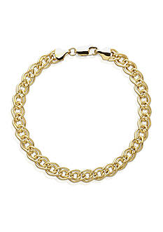 Belk & Co. 14k Yellow Gold Bracelet