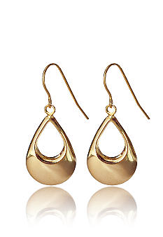 Belk & Co. 14k Tear Drop Earring