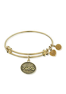 Angelica Hugs and Kisses Expandable Bangle