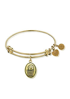 Angelica Basketball Expandable Bangle