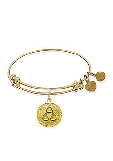 Angelica Triquetra Expandable Bangle