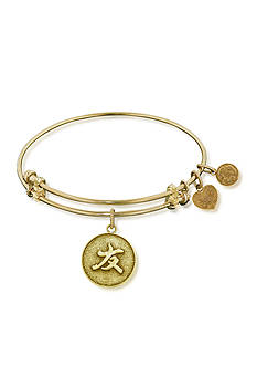 Angelica Chinese Friend Symbol Expandable Bangle