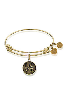 Angelica Volleyball Love Expandable Bangle