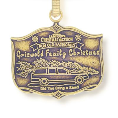 Charm Bracelets: Yellow Gold-Tone Angelica National Lampoon's Christmas Vacation Griswold Family Christmas Expandable Bangle