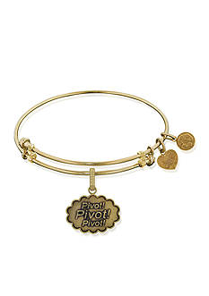 Angelica Friends Pivot! Pivot! Pivot! Expandable Bangle