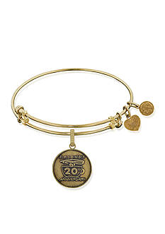 Angelica Friends 20th Anniversary Expandable Bangle