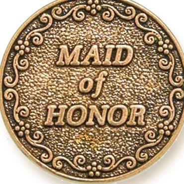 Charm Bracelets: Rose Gold-Tone Angelica Maid of Honor Expandable Bangle