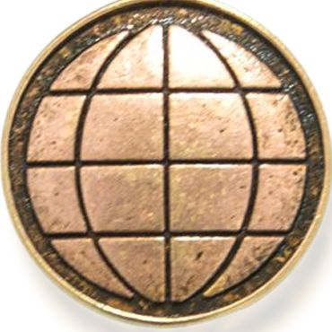 Charm Bracelets: Rose Gold-Tone Angelica Earth Expandable Bangle