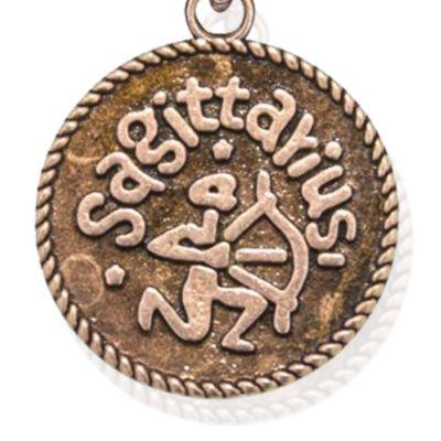 Charm Bracelets: Rose Gold-Tone Angelica Sagittarius Expandable Bangle