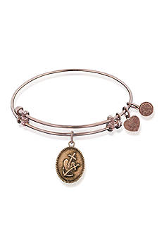 Angelica Faith, Hope, Charity Expandable Bangle