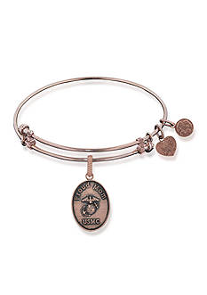 Angelica USMC Proud Mom Expandable Bangle