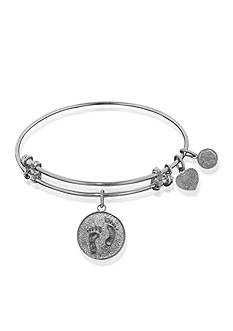 Angelica Barefeet In The Sand Expandable Bangle