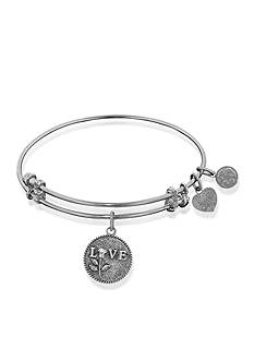 Angelica Love Rose Expandable Bangle