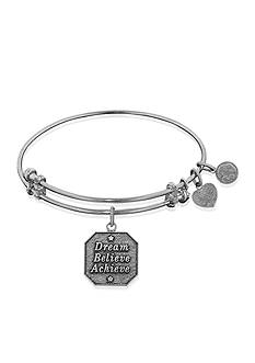 Angelica Dream, Believe, Achieve Expandable Bangle