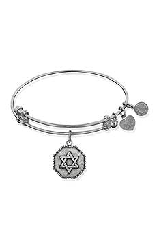 Angelica Star of David Expandable Bangle