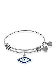 Angelica Evil Eye Expandable Bangle