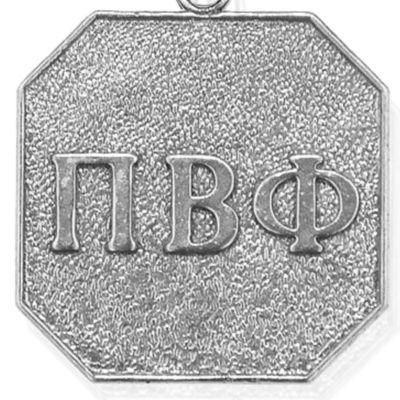 Charm Bracelets: Silver-Tone Angelica Phi Beta Phi Expandable Bangle