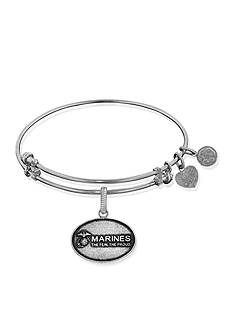 Angelica Proud Marine Expandable Bangle