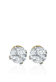 Belk & Co. 1/2 ct. t.w. Diamond Stud Earrings