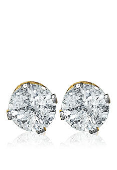 Belk & Co. 1/4 ct. t.w. Diamond Stud Earrings