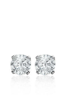 Belk & Co. 1.00 ct. t.w. Diamond Stud Earrings