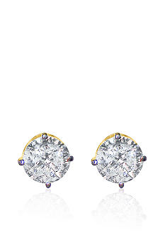 Belk & Co. 1.50 ct. t.w. Diamond Stud Earrings