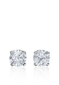 Belk & Co. 2.00 ct. t.w. Round Stud Earring