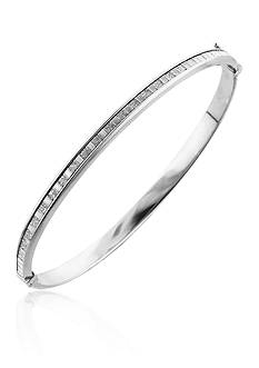 Belk & Co. Sterling Silver Bangle Bracelet