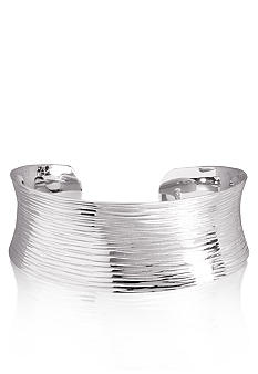 Belk & Co. Sterling Silver Cuff Bangle