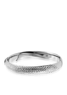 Belk & Co. Sterling Silver Bangle