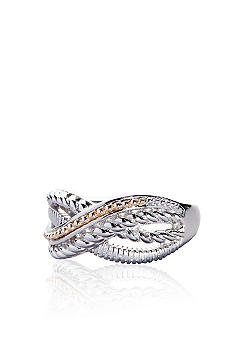 Sterling silver rings belk silver rings for Belk fine jewelry rings