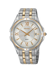 Seiko Mens LE Grand Sport Two Tone Dial