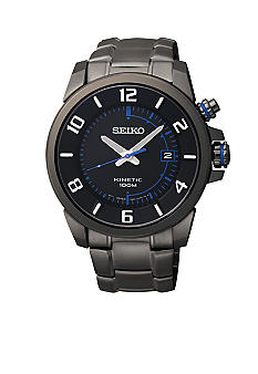 Seiko Men's 100 Meter Kinetic Watch