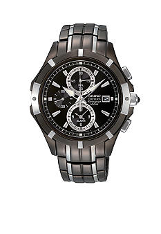 Seiko Men's 100 Meter Coutura Alarm Chronograph Watch