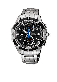 Seiko Men's 100 Meter Coutura Alarm Watch