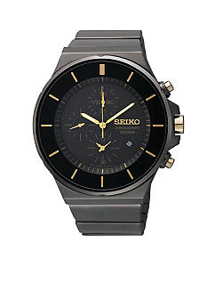 Seiko Men's 100 Meter Matrix Chronograph Watch