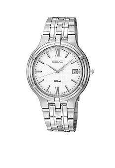 Seiko Mens 30M Solar Watch