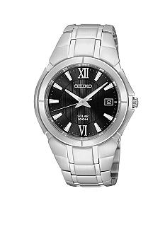 Seiko Mens 100M Solar Watch