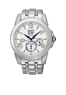 Seiko Men's 100 Meter Le Grand Sport Kinetic Perpetual Calendar Watch