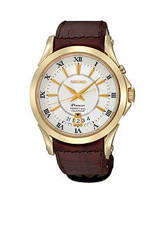 Seiko Men's 100M Calendar Watch