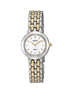 Seiko Ladies 50M Round Watch