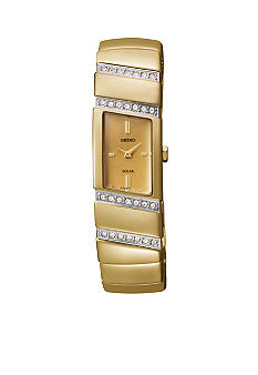 Seiko Women's 30 Meter Solar Modern Jewelry Watch