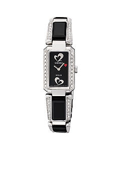 Seiko Women's 30 Meter Stainless Steel American Heart Association Bangle Watch